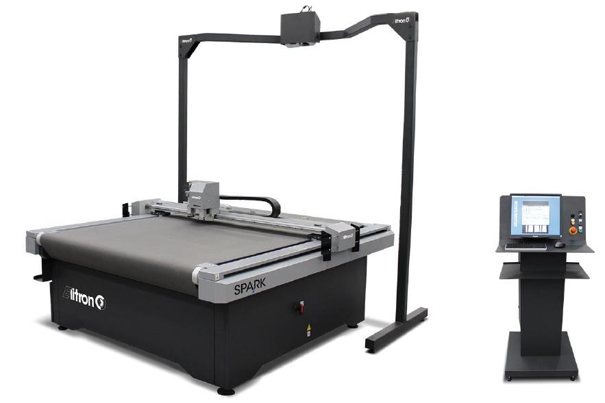 SPARK - Flexible conveyor cutting