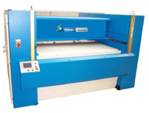 Receding head die cutting press – Model XPM