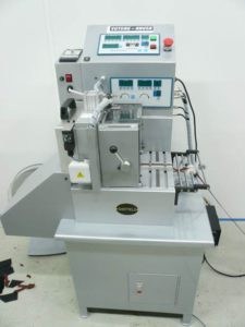 Automatic length cutting machine – Model HC380