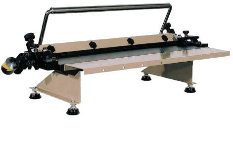 Cold or hot manual folding machine – Models 950/350 and 550